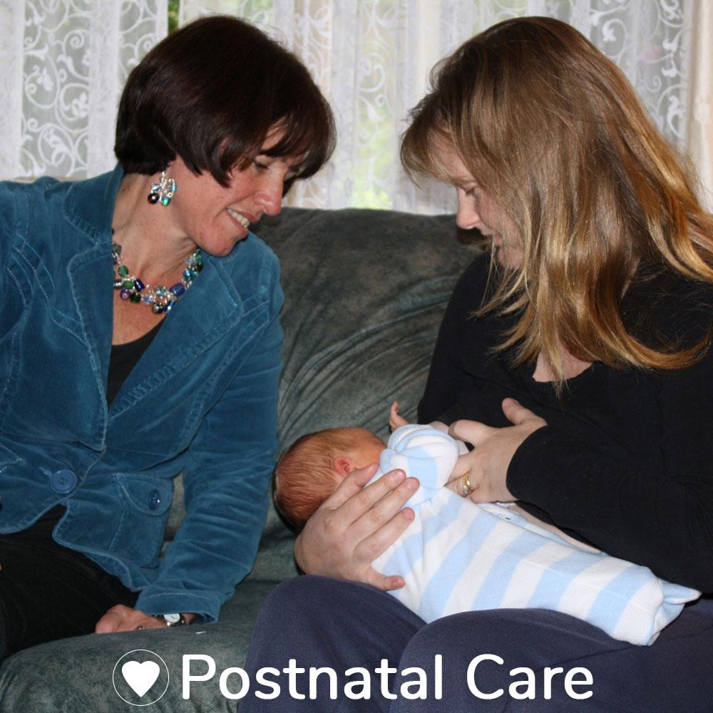 Postnatal visit