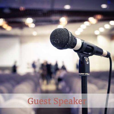 Jane Palmer Guest Speaker